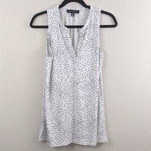 Polk-a-dot blouse